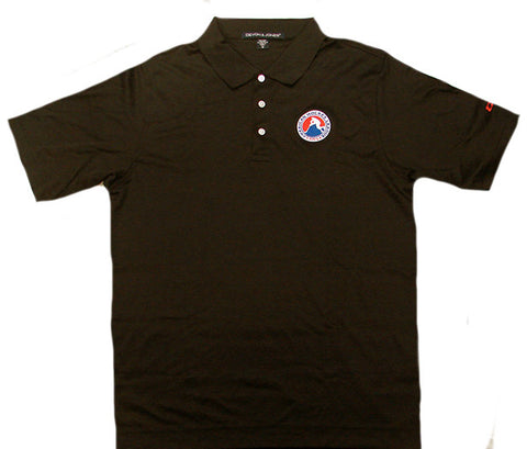 CCM AHL Polo Shirt (Black)