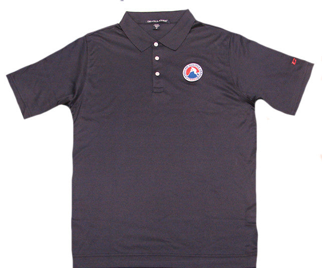 CCM AHL Polo Shirt (Navy)