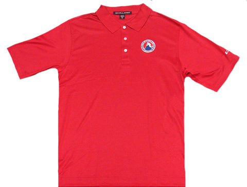CCM AHL Polo Shirt (Red)