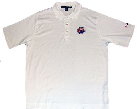 CCM AHL Polo Shirt (White)