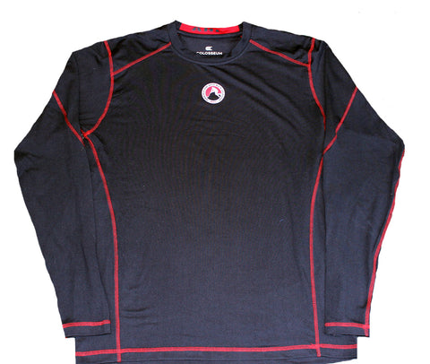 Colosseum American Hockey League Long Sleeve Contrast Stitch Shirt