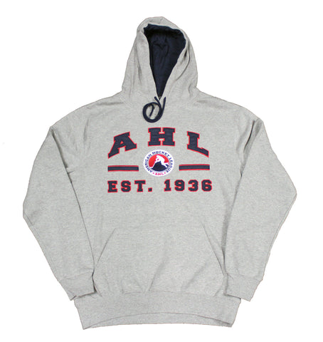 Colosseum American Hockey League Pullover Established Hoodie