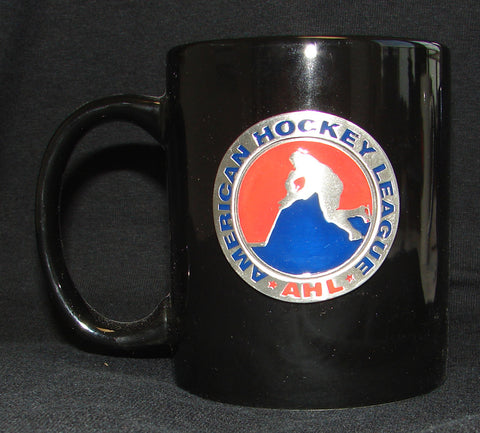 AHL Ceramic Mug- Black