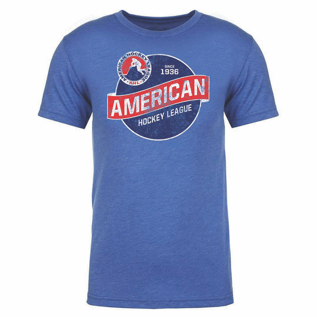 108 Stitches American Hockey League Retro Short Sleeve T-Shirt
