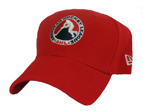 New Era AHL Primary Logo Flex Fit Hat - Red