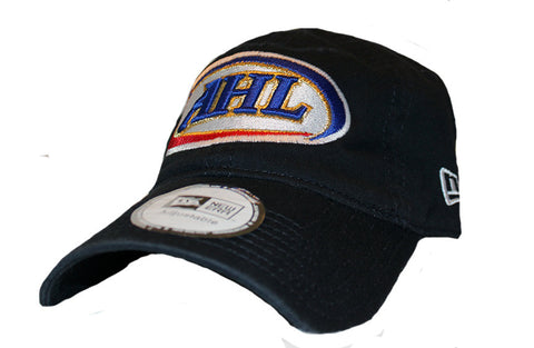 New Era AHL Secondary Logo Adjustable Hat - Navy