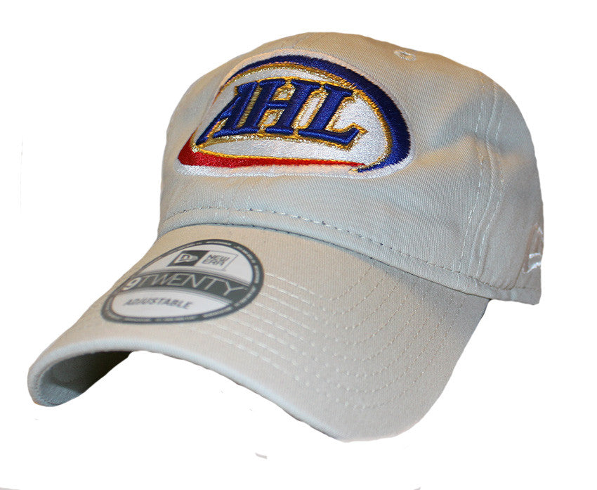 New Era AHL Secondary Logo Adjustable Hat - Stone