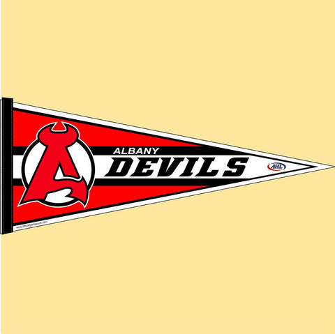 Albany Devils Team Pennant