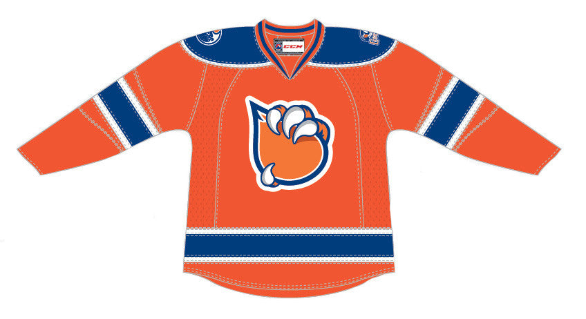 CCM Bakersfield Condors Customized Premier Third Jersey