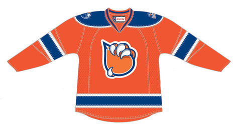 CCM Bakersfield Condors Customized Premier Third Jersey (Orange)