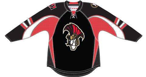 CCM Binghamton Senators Customized Premier Away Jersey