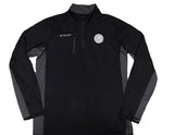 CCM AHL 1/4 Zip Pullover (Black/Gray)