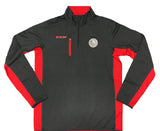 CCM AHL 1/4 Zip Pullover (Red/Gray)