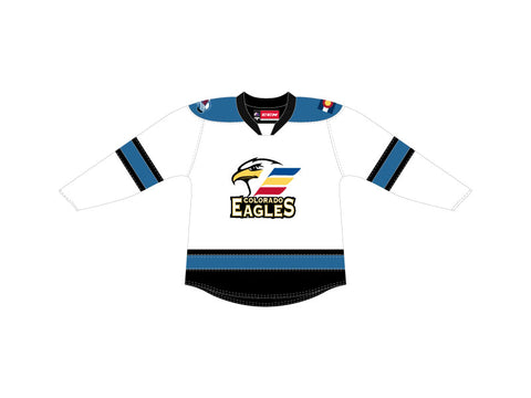 CCM Quicklite Colorado Eagles Premier 2020-21 White Jersey