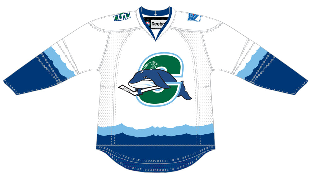 Reebok Connecticut Whale White Replica Jersey (Clearance)