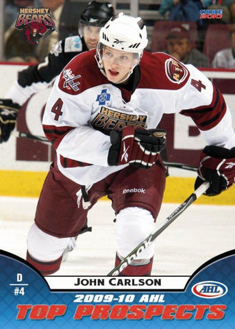 2009-10 AHL Top Prospects Trading Card Set