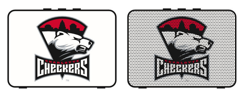 Charlotte Checkers Portable Boxanne Speaker