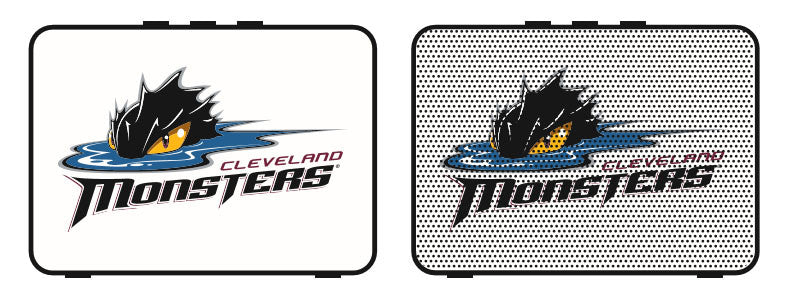 Cleveland Monsters Portable Boxanne Speaker
