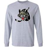 Chicago Wolves Adult Long Sleeve Primary Logo T-Shirt