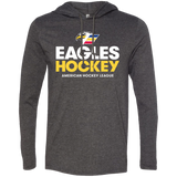 Colorado Eagles Hockey Adult Long Sleeve T-Shirt Hoodie