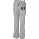 Belleville Senators Women's Open Bottom Sweatpants with Pockets