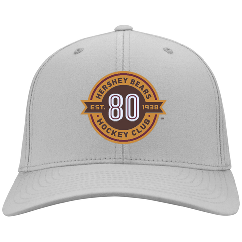 Hershey Bears 80th Anniversary Twill Cap