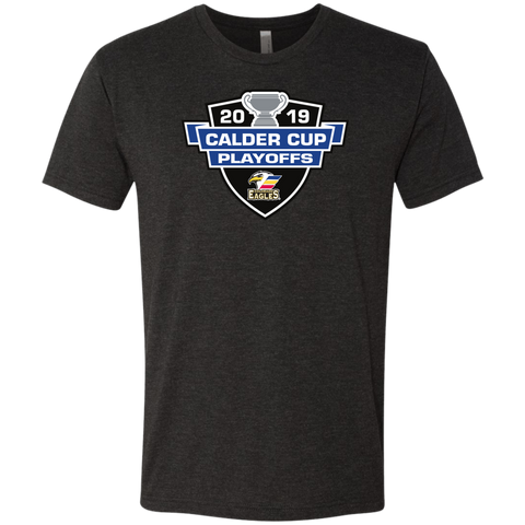 Colorado Eagles 2019 Calder Cup Playoffs Next Level Men's Triblend T-Shirt