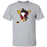 Wilkes-Barre/Scranton Penguins Primary Logo Youth Short Sleeve T-Shirt
