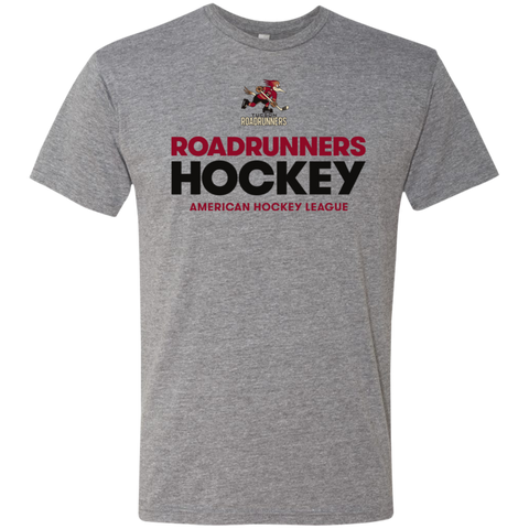 Tucson Roadrunners Hockey Next Level Men's Triblend T-Shirt