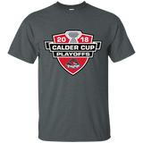 Rockford IceHogs Adult 2018 Calder Cup Playoffs Cotton T-Shirt