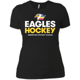 Colorado Eagles Hockey Next Level Ladies' Short Sleeve T-Shirt