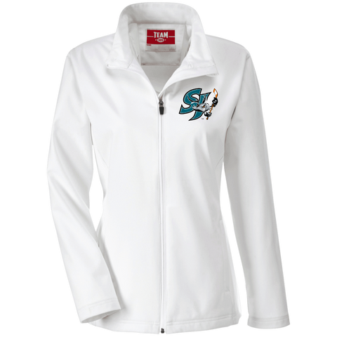 San Jose Team 365 Ladies' Soft Shell Jacket