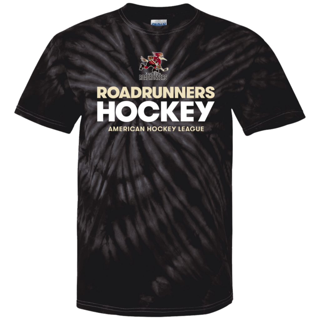 Tucson Roadrunners Hockey Youth Tie Dye T-Shirt