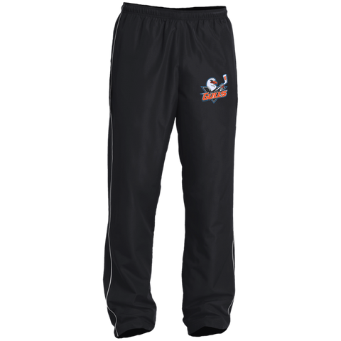San Diego Gulls Embroidered Performance Wind Pant