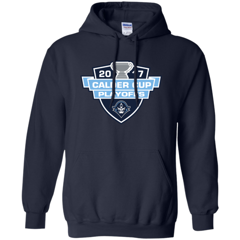 Milwaukee Admirals Adult 2017 Calder Cup Playoffs Pullover Hoodie