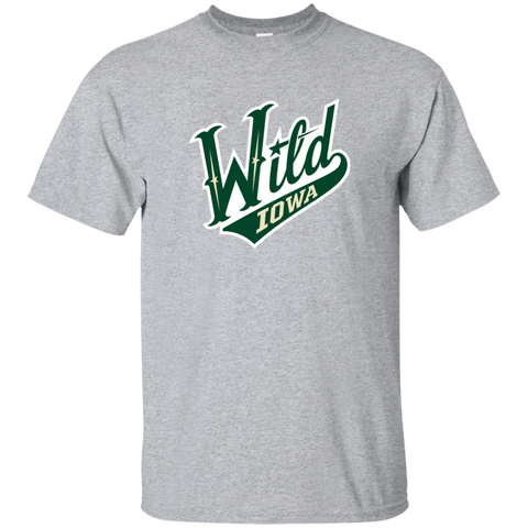 Iowa Wild Adult Short Sleeve T-Shirt