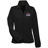 Rockford IceHogs Women's Fleece Jacket