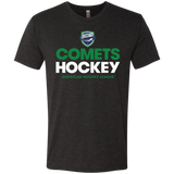 Utica Comets Hockey Next Level Men's Triblend T-Shirt