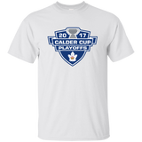 Toronto Marlies Adult 2017 Calder Cup Playoffs Short Sleeve T-Shirt