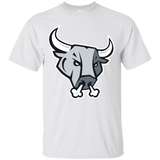 San Antonio Rampage Primary Logo Youth Short Sleeve T-Shirt
