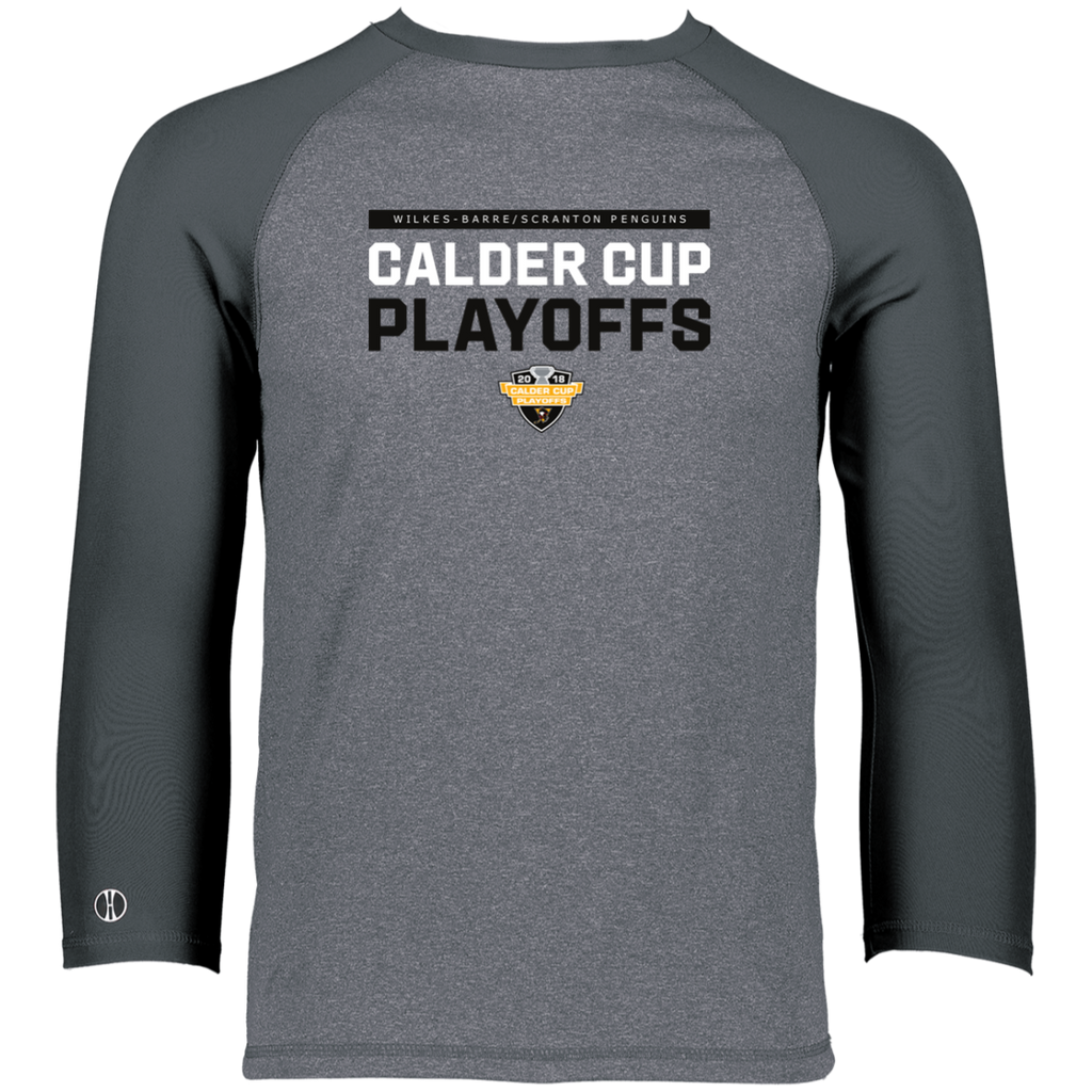 Wilkes-Barre/Scranton Penguins Men's 2018 Postseason Typhoon T-Shirt
