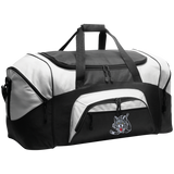 Chicago Wolves Colorblock Sport Duffel