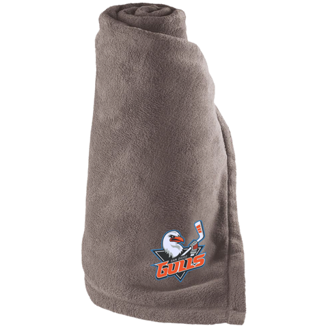 San Diego Gulls Large Fleece Blanket