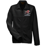 Tucson Roadrunners Youth Embroidered Fleece Full Zip