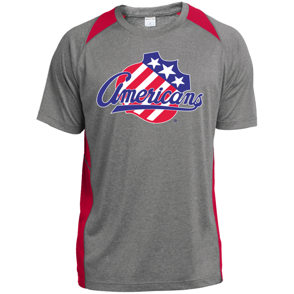Rochester Americans Youth Colorblock Performance Tee