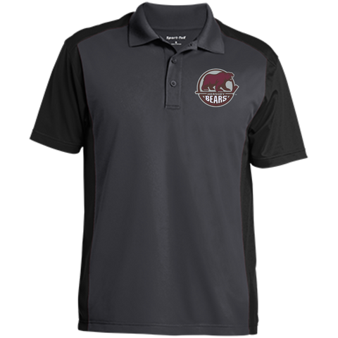 Hershey Bears Men's Colorblock Sport-Wick Polo