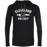 Cleveland Monsters Adult Established Long Sleeve T-Shirt Hoodie