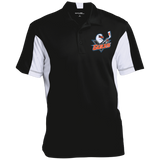 San Diego Gulls Men's Colorblock Performance Polo