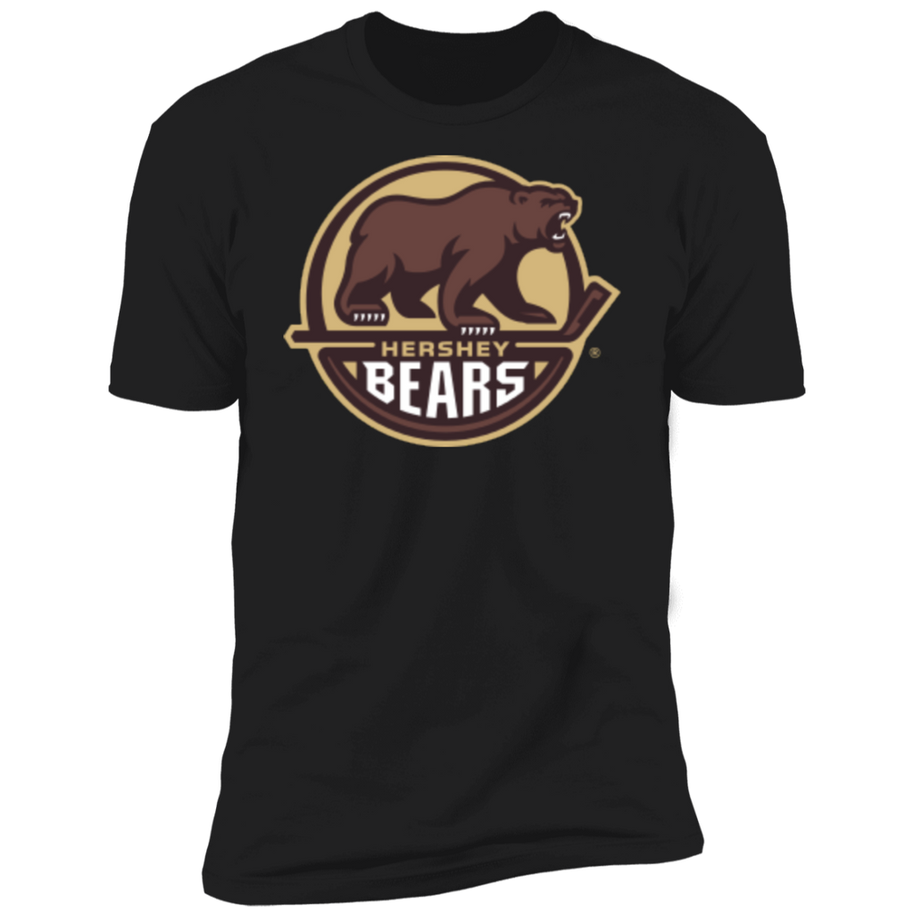 Christian Djoos Hershey Bears Adult Player T-Shirt