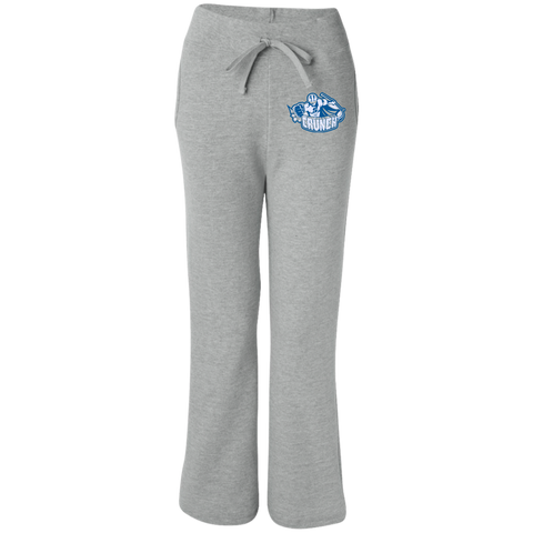 Syracuse Crunch Women's Open Bottom Sweatpants with Pockets